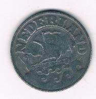 25 CENTS  1942 NEDERLAND /4168/ - 25 Cent
