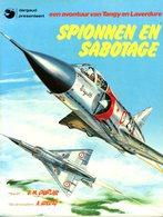 Tangy En Laverdure 4 - Spionnen En Sabotage (1984) - Tangy En Laverdure