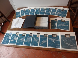 """Timbres """"Les Plus Grands Avions De L'Histoire"""" Collection Du Médailler Franklin (description, Plan Et Timbre Pour Chaque - Colecciones (en álbumes)"""