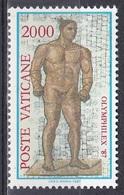 Vatikan Vatican 1987 Sport Spiele Olympia Olympics OLYMPHILEX Kunst Arts Mosaik Caracalla Thermen Bath, Mi. 919 ** - Vatikan