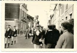 Fleurus Char Carnaval 1960 - Fleurus