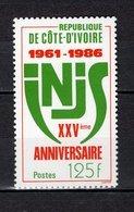 COTE D'IVOIRE   N° 762  NEUF SANS CHARNIERE COTE 1.50€   JEUNESSE - Ivory Coast (1960-...)