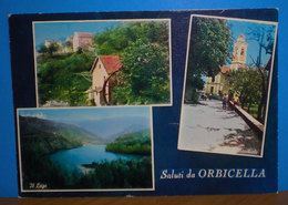 Saluti Da Orbicella (Olbicella) Vedute  (Alessandria) Cartolina Non Viaggiata - Other Cities