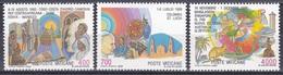 Vatikan Vatican 1987 Religion Christentum Persönlichkeiten Papst Päpste Johannes Paul II. Weltreisen, Aus Mi. 926-3 ** - Vatikan