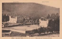 Ardèche : LA LOUVESC : Colonies De Vacances D'oran - La Louvesc