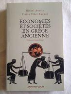 Economies Et Sociétés En Grèce Ancienne De Michel Austin Et Pierre Vidal-Naquet - Histoire