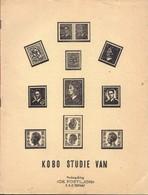 KOBO  STUDIE - Philatélie Et Histoire Postale