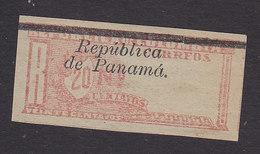 Panama, Scott #F17, Mint Hinged, Registration Stamp, Issued 1903 - Panama