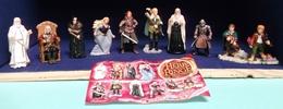 Kinder 2003 : Série Complète Seigneur Des Anneaux ( 3ème Série ) Comportant 10 Figurines. ( SUPERBE ! ) - Kinder & Diddl
