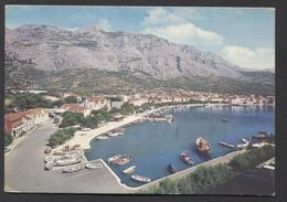 Makarska - Kroatische Provincie Split-Dalmatië.- NOT  Used - See The 2 Scans For Condition.(Originalscan ) - Croatia