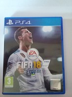 PS4 FIFA 18 - Sony PlayStation