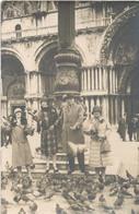 Venetie (Venice), Originele Fotokaart Uit 1929 - Venetië (Venice)