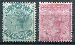 NATAL - N° 28 & 29 - * - TB - Natal (1857-1909)