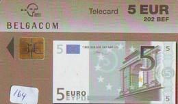 BELGIQUE A PUCE CHIP * BILLET De Banque * (164) Banknote * Japan Phonecard  GELDSCHEIN * Coin * BANKBILJET - Stamps & Coins