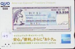 Carte Prépayée Japon * BILLET De Banque * TRAIN (169) Banknote * Japan Phonecard  GELDSCHEIN * Coin * BANKBILJET - Timbres & Monnaies