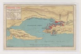 CROATIA SPLIT  Postcard - Croatia