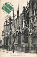 32780. Postal Paris (Bayla) 1918. Notre Dame, Abside Côte Nord - Francia