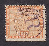 Panama, Scott #F12, Mint Hinged, Registration Stamp, Issued 1903 - Panama