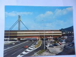 Würenlos Bei Baden - N1 Autobahn-Brückenrestaurant Mit Ladenstrasse - AG Aargau