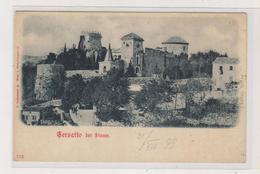 CROATIA RIJEKA TRSAT  Postcard - Croatia
