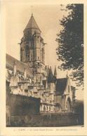 Caen, Le Vieux Saint - Etinenne - Caen