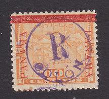 Panama, Scott #F14, Mint Hinged, Registration Stamp, Issued 1903 - Panama
