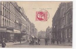 Belgique - Mons - Rue De La Station - Mons