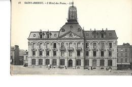 LA POSTE Saint Brieuc  Ed : LL - Saint-Brieuc