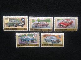 Lesotho Centenary Of The Motor Car Mint - Lesotho (1966-...)
