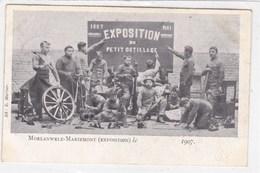 Belgique - Morlanwelz-Mariemont - (exposition)  Le     1907 - Morlanwelz