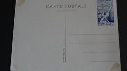 1939 Eclaireurs De France CP 40c+60c Bleu YT 15 Cote 60 € Neuf Sans Date Voir Scan - Letter Cards