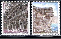 (4E 029) ESPAÑA // YVERT 2448, 2449  // EDIFIL 2835, 2836 // 1986   NEUF - 1931-Today: 2nd Rep - ... Juan Carlos I