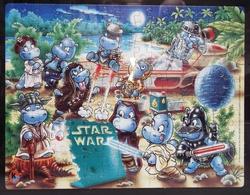 Maxi Puzzle Star Wars 2002 : Grand Format ( 32 Cm X 24,5 Cm ) SUPERBE !!! - Maxi (Kinder-)