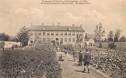 Pensionnat St Antoine à Russeignies Rozenaken - La Villa (animation, Jef Wante Phot.) - Mont-de-l'Enclus