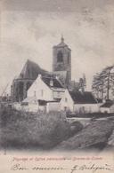 BRAINE-LE-COMTE // Paysage Et église Paroissale - Braine-le-Comte