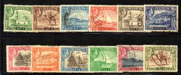 CI1006 - ADEN 1937 , Serietta  Yvert N. 16/27  Usata (manca Solo L'alto Valore) (2380A) - Aden (1854-1963)