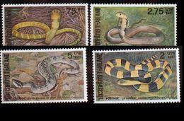 Thailand Stamp 1981 Snakes - Thailand