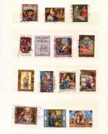 1980 - 1991Weihnachtsmarken - Weihnachten