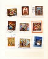 1980 - 2001  Weihnachtsmarken - Weihnachten