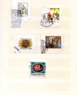 1987,2002, Weihnachtsmarken - Weihnachten