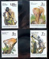 Thailand Stamp 1982 Wild Animals 4th Series - Thailand