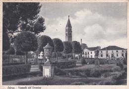 CARTOLINA - POSTCARD - TREVISO - ODERZO - PIAZZALE DEL CARMINE - VIAGGIATA PER MILANO - Treviso