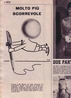 (pagine-pages)PUBBLICITA' BIC  Tempo1961/17.+2 - Libri, Riviste, Fumetti