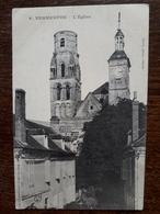 L19/630 Vermenton L'Eglise - Vermenton