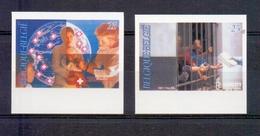 2422/2423 SOLIDARITEIT ONGETAND POSTFRIS** 1991 - Belgique