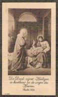 DP. LEONIE VANHOORNE ° OUDENBURG 1881 - + GHISTEL 1923 - Religion & Esotérisme