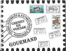 TAAF 2003 CARNET DE PRESTIGE-CARNET DE VOYAGE YVERT N°C372 NEUF MNH** - Booklets