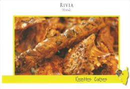CPM RECETTE DE CUISINE CORSE RIVIA - Cartes Postales