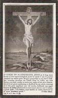 DP. FRANS ANTHONY En MADELEINE ANTHONY ° BREEDENE 1902-1901 + 1920-1921 - Religion & Esotérisme