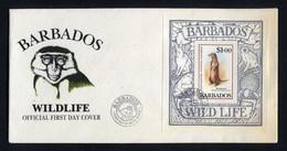 Barbados, 2001, Animals - Barbados (1966-...)